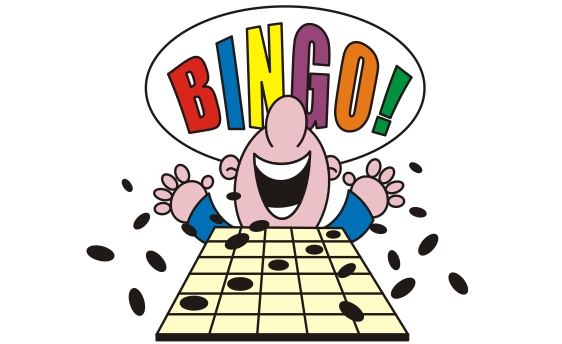 Bingo Game Party, Salem Library, Wed., June 26, 3:00 p.m.
