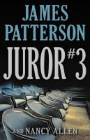 Juror Number 3 - James Patterson