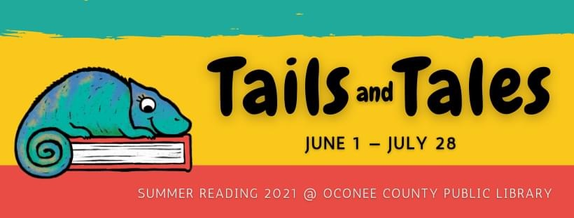 Summer Reading, 1 June to 28 July